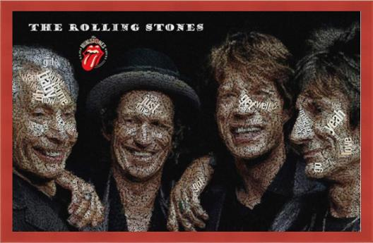 The Rolling Stones - Letras