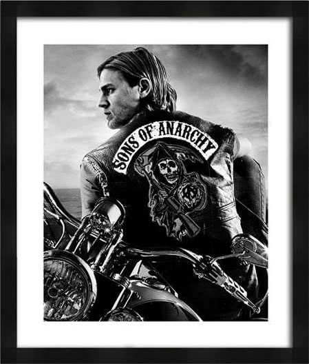 Sons of Anarchy, Poster B/W