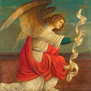 The Annunciation, The Angel Gabriel