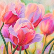 Tulips in Wonderland I