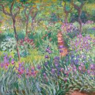 The artist´s garden at Giverny