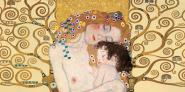 Klimt Patterns – Motherhood I