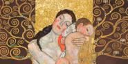 Klimt Patterns – Motherhood II