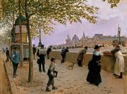 On the Banks of the River Seine