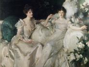 The Wyndham Sisters (detail)