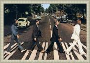 Beatles Abbey Road Gris