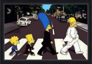 Simpson Abbey Road