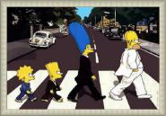 Simpson Abbey Road Gris