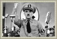 Chaplin - The Great Dictator Gris B/W