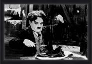 Chaplin - The Gold Rush B/W