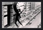 Harold Lloyd - Safety Last B/W