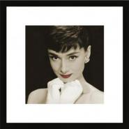 Cuadro Audrey  Red Lips