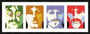 Beatles Pop Art II