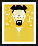 Breaking Bad - Yellow Face