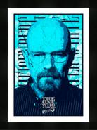 Breaking Bad - Blue Face