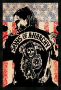 Sons of Anarchy, Poster I - XL