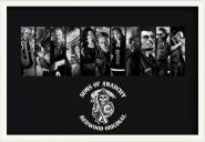 Sons of Anarchy, Redwood Original - XL