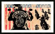 Sons of Anarchy, Poster Hor. - XL