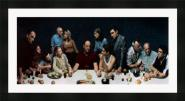 The Sopranos - The Last Supper White
