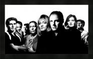 The Sopranos Family B/W