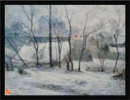 Winter Landscape XL