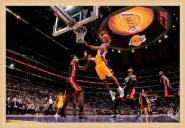 Kobe is Flying L