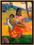 When Will You Marry? - Gaugin