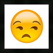 Emoticono Triste