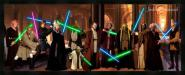 Star Wars Jedi Hight Council XL