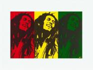 Bob Marley Pop Art M