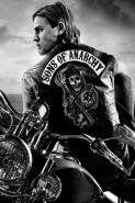 Sons of Anarchy, B/N Poster I - L