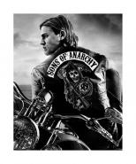 Sons of Anarchy, Poster (White)