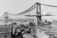 Manhattan Bridge, 1909 M