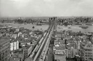 East River and Brooklyn from Manhattan, 1903 M
