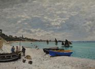 The Beach at St. Adresse M