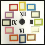 Reloj Pared 12 PF.  (Colors)